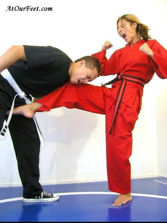 womens self defense blog